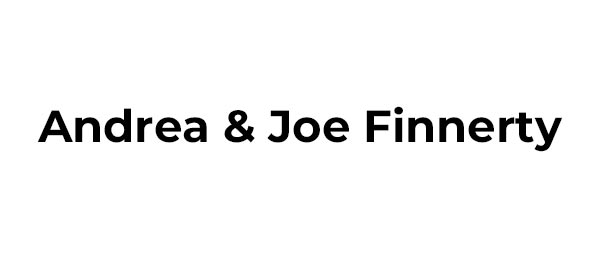 Andrea & Joe Finnerty